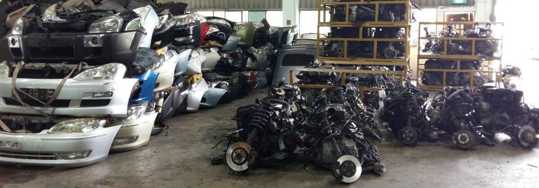 Kheng Keng Auto Singapore Vehicle Scrapping Autoparts Car